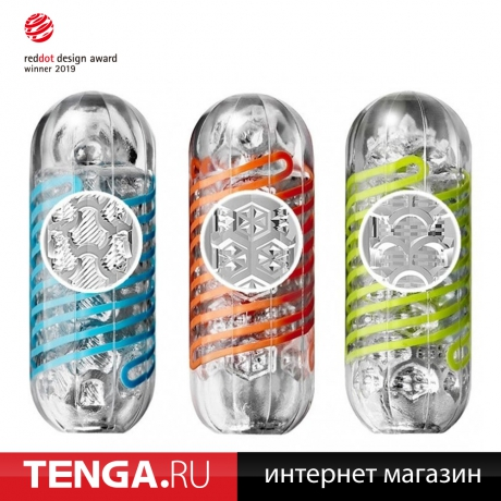 Tenga Spinner 03 Shell